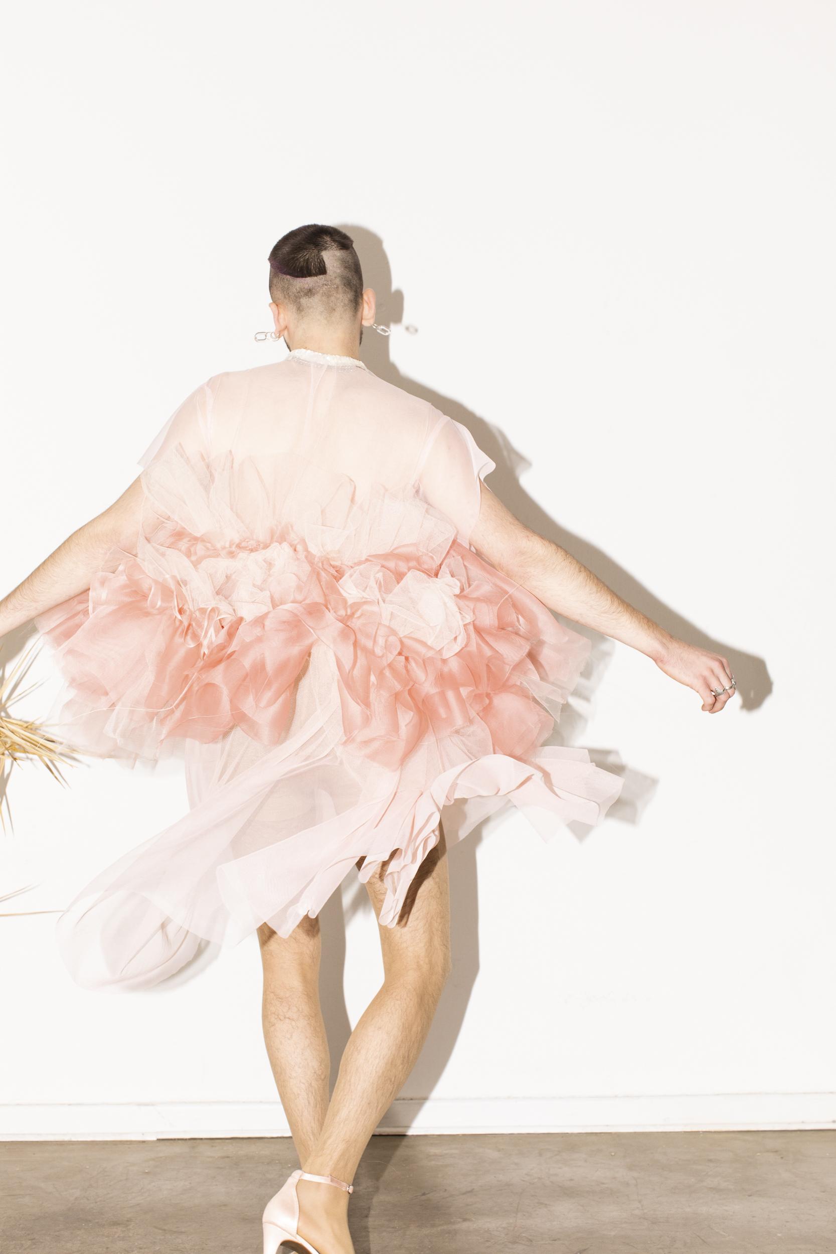 Masterarbeit Mia Maichen Shooting Fashion Marc Oortman